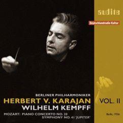 Wilhelm Kempff, Berliner Philharmoniker & Herbert von Karajan: Edition Herbert von Karajan, Vol. II
