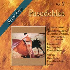 Various Artists: Pasodobles, Vol. 2. Serie Oro