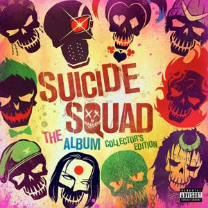 Various Artists: Suicide Squad: The Album (Collector's Edition)