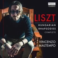 Vincenzo Maltempo: Liszt: Hungarian Rhapsodies, S.244