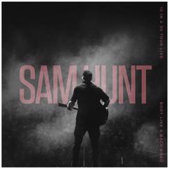 Sam Hunt: Body Like A Back Road (15 In A 30 Tour Live)