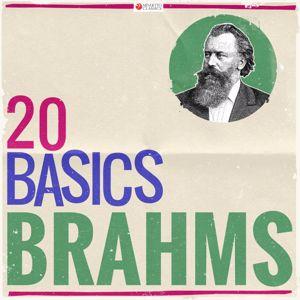 Various Artists: 20 Basics: Brahms (20 Classical Masterpieces)