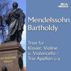 Fortepianotrio Florestan: Trio No. 1 für Klavier, Violine und Violoncello in D Minor, Op. 49: IV. Finale. Allegro assai appassionato
