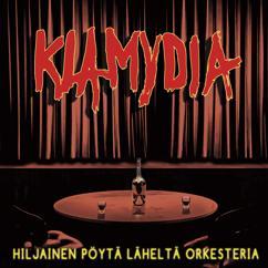 Klamydia: Väärillä raiteilla