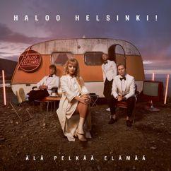 Haloo Helsinki!: Reiviluola