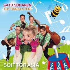 Satu Sopanen & Tuttiorkesteri: Apinalaulu