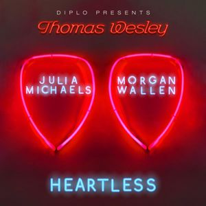 Diplo & Julia Michaels feat. Morgan Wallen: Heartless
