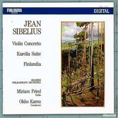 Helsinki Philharmonic Orchestra: Sibelius: Karelia Suite, Op. 11: II. Ballade