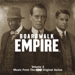Various Artists: Boardwalk Empire Volume 2: Music From The HBO Original Series