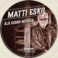 Matti Esko: Älä kerro mitään