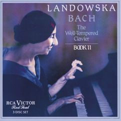 Wanda Landowska: Prelude I in C