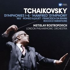 "Mstislav Rostropovich: Tchaikovsky: Symphony No. 2 in C Minor, Op. 17, TH 25, ""Little Russian"": III. Scherzo (Allegro molto vivace)"