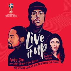 Nicky Jam, Will Smith & Era Istrefi: Live It Up