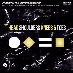 Ofenbach, Quarterhead, Norma Jean Martine: Head Shoulders Knees & Toes (feat. Norma Jean Martine)