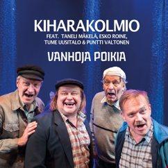 Kiharakolmio feat.Taneli Mäkelä, Esko Roine, Puntti Valtonen ja Tume Uusitalo: Juhannustanssit