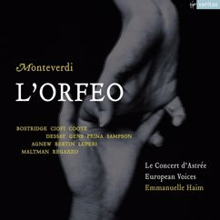 "Emmanuelle Haïm/Ian Bostridge/Christopher Maltman/Le Concert d'Astrée: Monteverdi: L'Orfeo, favola in musica, SV 318, Act 5: ""Saliam cantando al cielo"" (Orfeo, Apollo)"