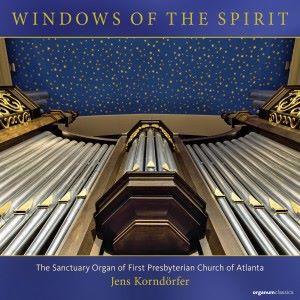 Jens Korndörfer: Windows of the Spirit