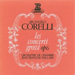 Jean-François Paillard: Corelli: Concerto grosso in C Minor, Op. 6 No. 3: IV. Vivace