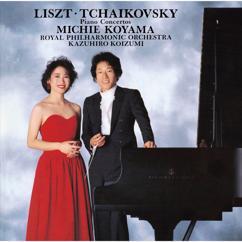 Michie Koyama: Liszt&Tchaikovsky:Piano Concertos