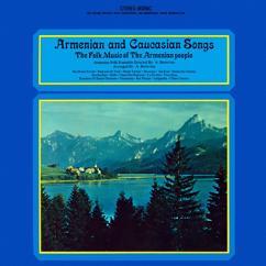 Armenian Folk Ensemble Directed by A. Bartevian: Berceuse