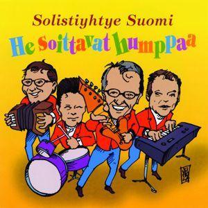 Solistiyhtye Suomi: He soittavat humppaa