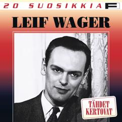 Leif Wager: Romanssi