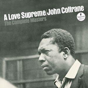 John Coltrane: A Love Supreme: The Complete Masters (Super Deluxe Edition)