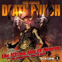 Five Finger Death Punch: Anywhere But Here (Duet with Maria Brink)