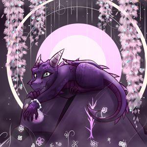 Flower: Дракончик Бука-ву