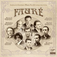 Michel Dalberto/Gautier Capuçon: Sicilienne Op.78