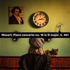 Brain Power Amadeus: Mozart: Piano Concerto No. 16 in D Major, K. 451
