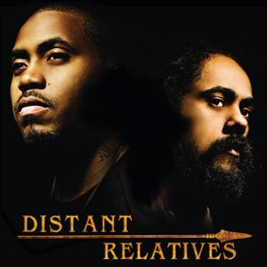 """Nas & Damian """"Jr. Gong"""" Marley: Distant Relatives (iTunes Exclusive Edited Version)"""