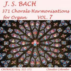 Claudio Colombo: J.S. Bach: 371 Chorale Harmonisations for Organ, Vol. 7
