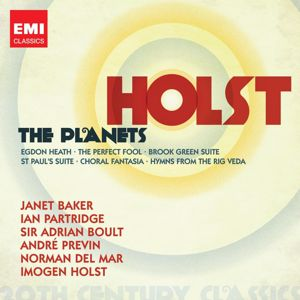 Various Artists: Gustav Holst - Brook Green Suite; Planets Suite
