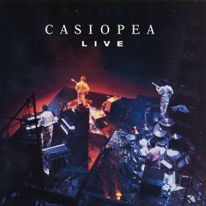 CASIOPEA: CASIOPEA LIVE