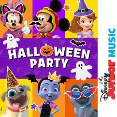 Various Artists: Disney Junior Music Halloween Party
