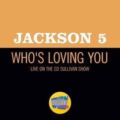Jackson 5: Who's Loving You (Live On The Ed Sullivan Show, December 14, 1969)