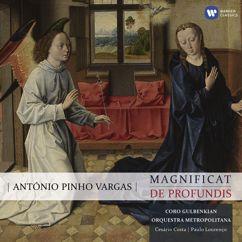Antonio Pinho Vargas: Magnificat De Profundis