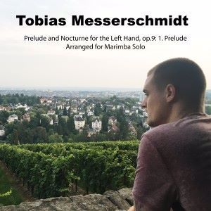 Tobias Messerschmidt: Prelude and Nocturne for the Left Hand, Op. 9: I. Prelude
