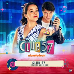 Evaluna Montaner & Club 57 Cast feat. Isabella Castillo: Club 57 (Italian Version)