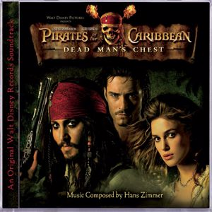 Various Artists: Pirates Of The Caribbean - Dead Man's Chest Original Soundtrack (English Version)