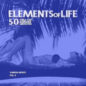 Various Artists: Elements of Life (50 Chill out Summer Grooves), Vol. 2