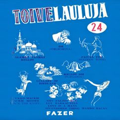 Various Artists: Toivelauluja 24 - 1956