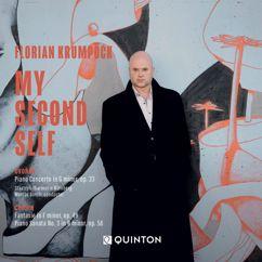 Florian Krumpöck feat. Staatsphilharmonie Nürnberg & Marcus Bosch: Antonín Dvorák - Piano Concerto in G Minor, Op. 33: Andante sostenuto