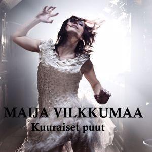 Maija Vilkkumaa: Kuuraiset puut
