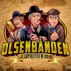 TIX, The Pøssy Project: Olsenbanden 2016