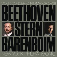 Daniel Barenboim: Beethoven: Concerto for Violin and Orchestra in D Major, Op. 61