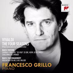 Francesco Grillo: The Four Seasons
