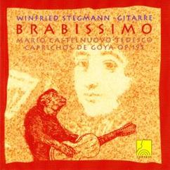 Winfried Stegmann & Winfried Stegmann: Castelnuovo-Tedesco: Caprichos de Goya, Op. 195 für Gitarre solo