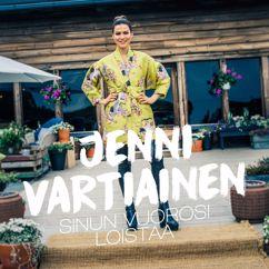Jenni Vartiainen: Sinun vuorosi loistaa (Vain elämää kausi 7)